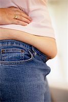Detail Of Overweight Woman Stock Photo - Royalty-Freenull, Code: 400-05686627