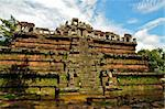 angkor thom Stock Photo - Royalty-Free, Artist: supereagle                    , Code: 400-05690447