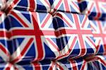 Rendering of union jack in cubes Stock Photo - Royalty-Free, Artist: HerrBullermann                , Code: 400-05692586