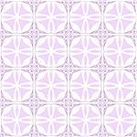 Abstract background of beautiful seamless floral pattern Stock Photo - Royalty-Free, Artist: inbj                          , Code: 400-05693899
