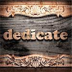 Golden word on wood Stock Photo - Royalty-Free, Artist: icetray                       , Code: 400-05696490