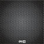 metal grid - vector illustration Stock Photo - Royalty-Free, Artist: lajo_2                        , Code: 400-05699577