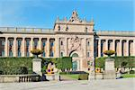 The building  of  Riksdag in Stockholm, Sweden Stock Photo - Royalty-Free, Artist: TatyanaSavvateeva             , Code: 400-05705878