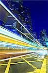 Traffic in Hong Kong Stock Photo - Royalty-Free, Artist: leungchopan                   , Code: 400-05710842