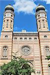 Budapest, Hungary.  Great Synagogue, the  largest in Europe Stock Photo - Royalty-Free, Artist: TatyanaSavvateeva             , Code: 400-05712913