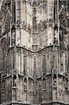 Exterior detail from Stephansdom cathedral - Vienna, Austria. Stock Photo - Royalty-Free, Artist: PinkBadger                    , Code: 400-05712955