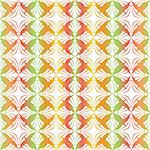Beautiful and colorful seamless floral pattern Stock Photo - Royalty-Free, Artist: inbj                          , Code: 400-05713163