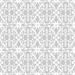 Beautiful and fashion seamless floral pattern background Stock Photo - Royalty-Free, Artist: inbj                          , Code: 400-05713218
