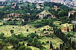 The panorama of Florence, Italy, Europe Stock Photo - Royalty-Free, Artist: rechitansorin                 , Code: 400-05713451