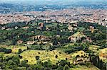 The panorama of Florence, Italy, Europe Stock Photo - Royalty-Free, Artist: rechitansorin                 , Code: 400-05713452