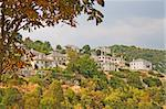 The picturesque village of Vitsa in Zagori area, northern Greece Stock Photo - Royalty-Free, Artist: alexandr6868                  , Code: 400-05715864
