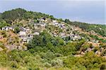 The picturesque village of Kipi in Zagori area, northern Greece Stock Photo - Royalty-Free, Artist: alexandr6868                  , Code: 400-05715908