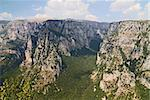 The impressive gorge in Vikos, northern Greece, the deepest in Europe Stock Photo - Royalty-Free, Artist: alexandr6868                  , Code: 400-05715910
