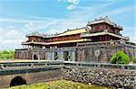 Citadel on the Northern bank of the Perfume River. Hue Stock Photo - Royalty-Free, Artist: GoodOlga                      , Code: 400-05722877