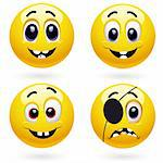 Different emotions Stock Photo - Royalty-Free, Artist: dejanj01                      , Code: 400-05724048