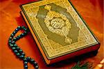 Holy Koran Stock Photo - Royalty-Free, Artist: Egypix                        , Code: 400-05724198