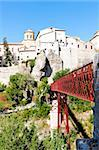 Cuenca, Castile-La Mancha, Spain Stock Photo - Royalty-Free, Artist: phbcz                         , Code: 400-05724405