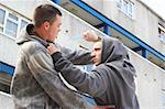 Knife Crime On Urban Street Stock Photo - Royalty-Free, Artist: MonkeyBusinessImages          , Code: 400-05729561