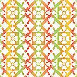 Beautiful background of fashion seamless floral pattern