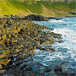 Giant's Causeway, County Antrim, Northern Ireland Stock Photo - Royalty-Free, Artist: phbcz                         , Code: 400-05732765