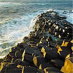 Giant's Causeway, County Antrim, Northern Ireland Stock Photo - Royalty-Free, Artist: phbcz                         , Code: 400-05732766