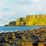 Giant's Causeway, County Antrim, Northern Ireland Stock Photo - Royalty-Free, Artist: phbcz                         , Code: 400-05732767