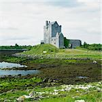 Dunguaire Castle, County Galway, Ireland Stock Photo - Royalty-Free, Artist: phbcz                         , Code: 400-05732776