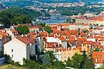 Stare Mesto (Old Town) view, Prague, Czech Republic Stock Photo - Royalty-Free, Artist: Yuriy                         , Code: 400-05736892