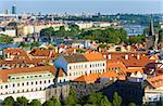Stare Mesto (Old Town) view, Prague, Czech Republic Stock Photo - Royalty-Free, Artist: Yuriy                         , Code: 400-05736895