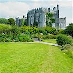 Birr Castle, County Offaly, Ireland Stock Photo - Royalty-Free, Artist: phbcz                         , Code: 400-05739344