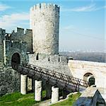 fortress Kalemegdan, Belgrade, Serbia Stock Photo - Royalty-Free, Artist: phbcz                         , Code: 400-05739380