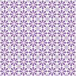 Beautiful background of seamless classic floral pattern