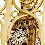 a view of Big Ben in London, United Kingdom