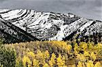 Rocky Mountains Kananaskis Alberta Canada in the Autumn Fall Stock Photo - Royalty-Free, Artist: pictureguy                    , Code: 400-05748675