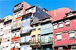 quarter of Ribeira, Porto, Portugal Stock Photo - Royalty-Free, Artist: phbcz                         , Code: 400-05749859
