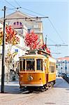tram, Porto, Portugal Stock Photo - Royalty-Free, Artist: phbcz                         , Code: 400-05749867
