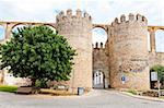Porta de Beja in Serpa, Alentejo, Portugal Stock Photo - Royalty-Free, Artist: phbcz                         , Code: 400-05753421