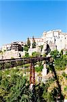 Cuenca, Castile-La Mancha, Spain Stock Photo - Royalty-Free, Artist: phbcz                         , Code: 400-05753433