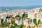 Cuenca, Castile-La Mancha, Spain Stock Photo - Royalty-Free, Artist: phbcz                         , Code: 400-05753434
