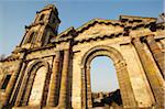 San Juan Parangaricutiro Church, Michoacan, Mexico Stock Photo - Premium Rights-Managed, Artist: Ron Stroud, Code: 700-05756195