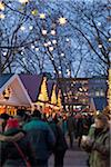 Chrismas Market, Cologne Neumarkt, Cologne, Germany Stock Photo - Premium Rights-Managed, Artist: Matt Brasier, Code: 700-05756235