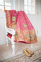 Traditional Sikh Bride's Wedding Attire Stock Photo - Premium Rights-Managednull, Code: 700-05756390