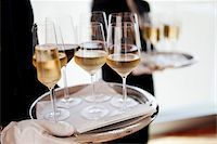 services - Close-Up of Beverage Tray Stock Photo - Premium Rights-Managednull, Code: 700-05756393