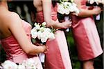 Bridesmaids Stock Photo - Premium Rights-Managed, Artist: Ikonica, Code: 700-05756397