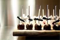 Chocolate Lollipops at Wedding Stock Photo - Premium Royalty-Freenull, Code: 600-05756453