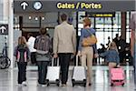 Family in Airport Stock Photo - Premium Rights-Managed, Artist: Michael Mahovlich, Code: 700-05756436