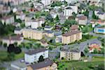 Overview of Houses, Martigny, Valais, Switzerland Stock Photo - Premium Rights-Managed, Artist: Martin Ruegner, Code: 700-05762062