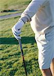 Golfer Stock Photo - Premium Royalty-Free, Artist: Dana Hursey, Code: 695-05772699