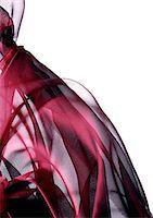 silky - Sheer purple fabric Stock Photo - Premium Royalty-Freenull, Code: 695-05772857