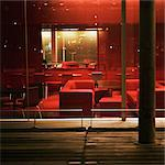 Empty bar at night Stock Photo - Premium Royalty-Free, Artist: GreatStock, Code: 695-05777091